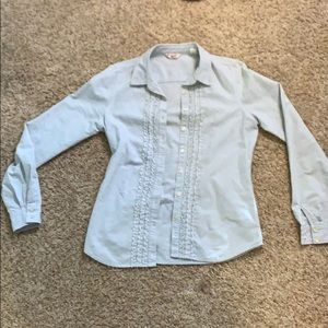 Penguin (business)casual button-down for Women